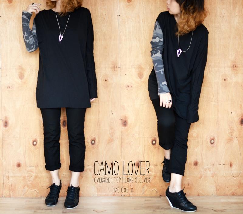 Camo Lover - 170