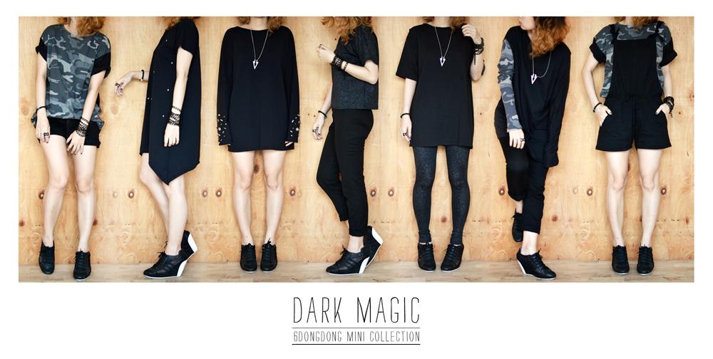 Dark magic cover
