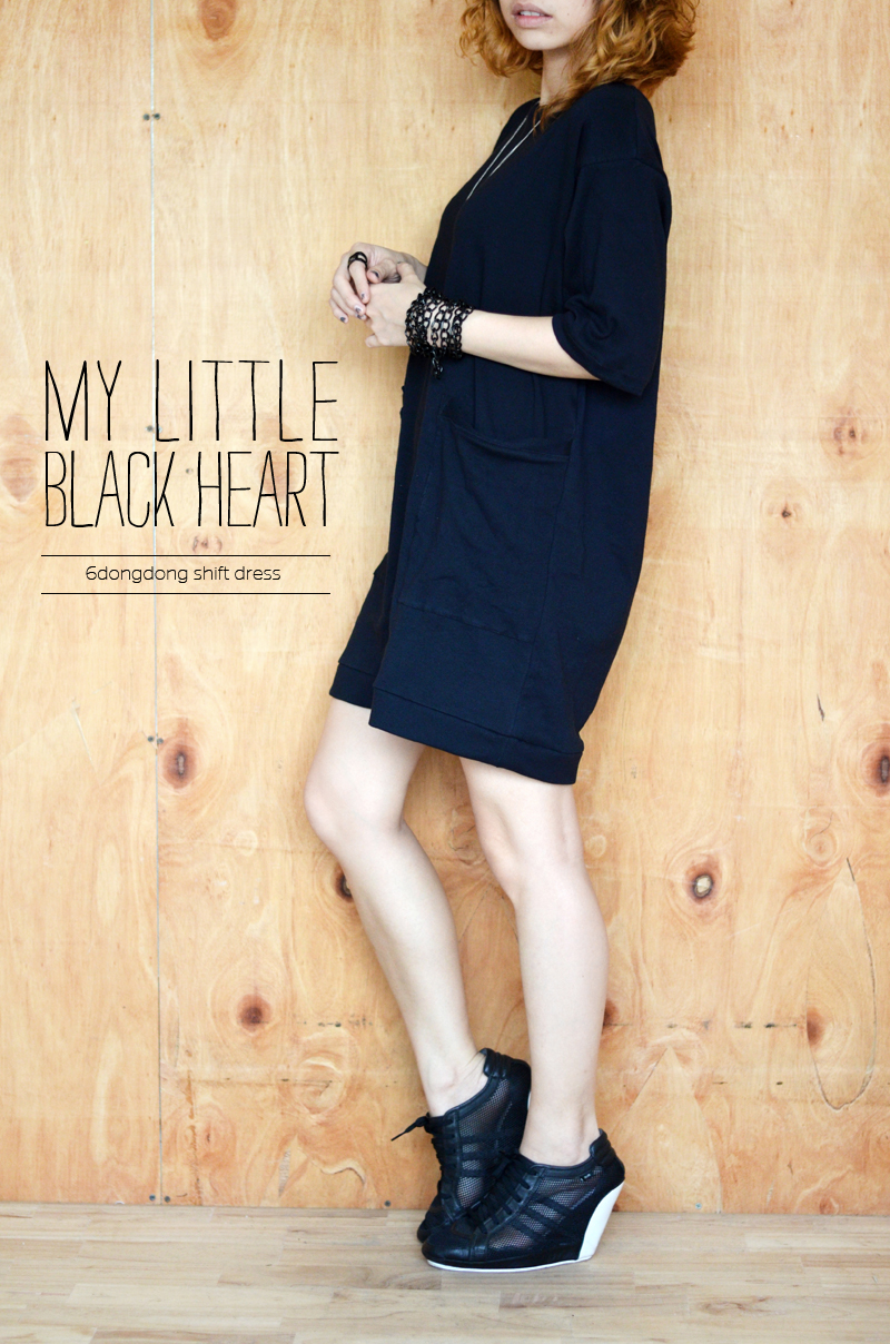 My little Black heart cover