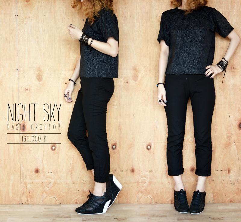 Night sky - 160