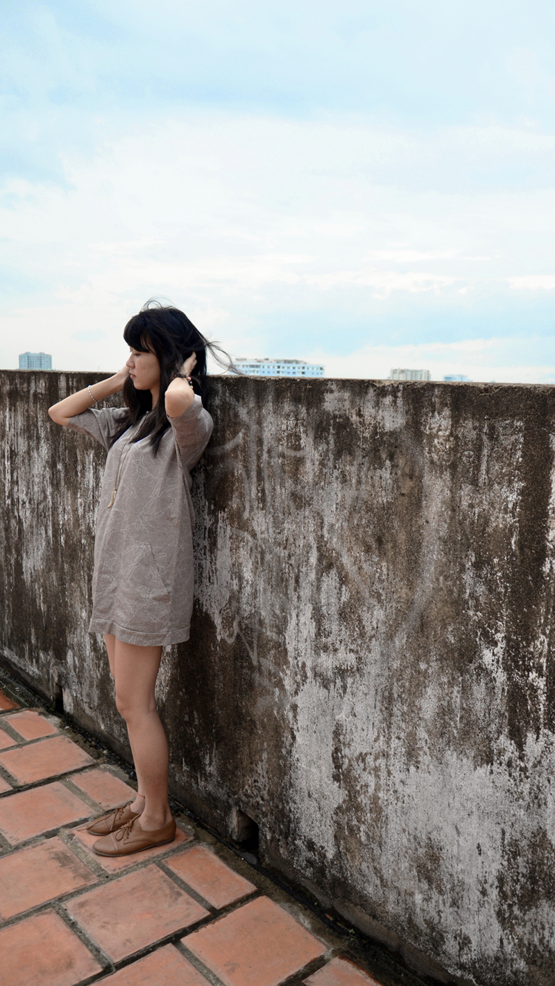 Across the border_Shift dress 2