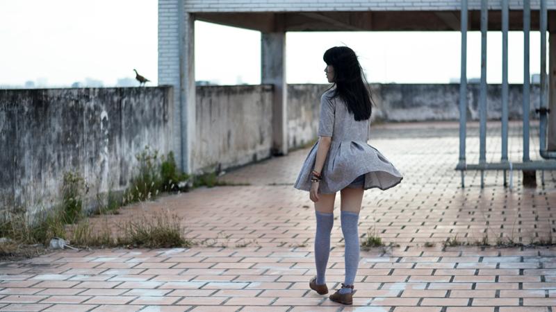 Across the border_Swing dress 1