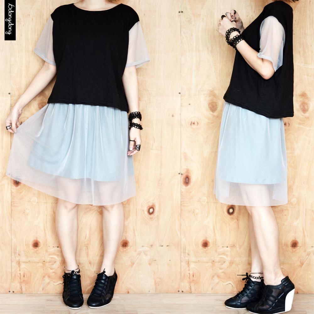 Storm skirt