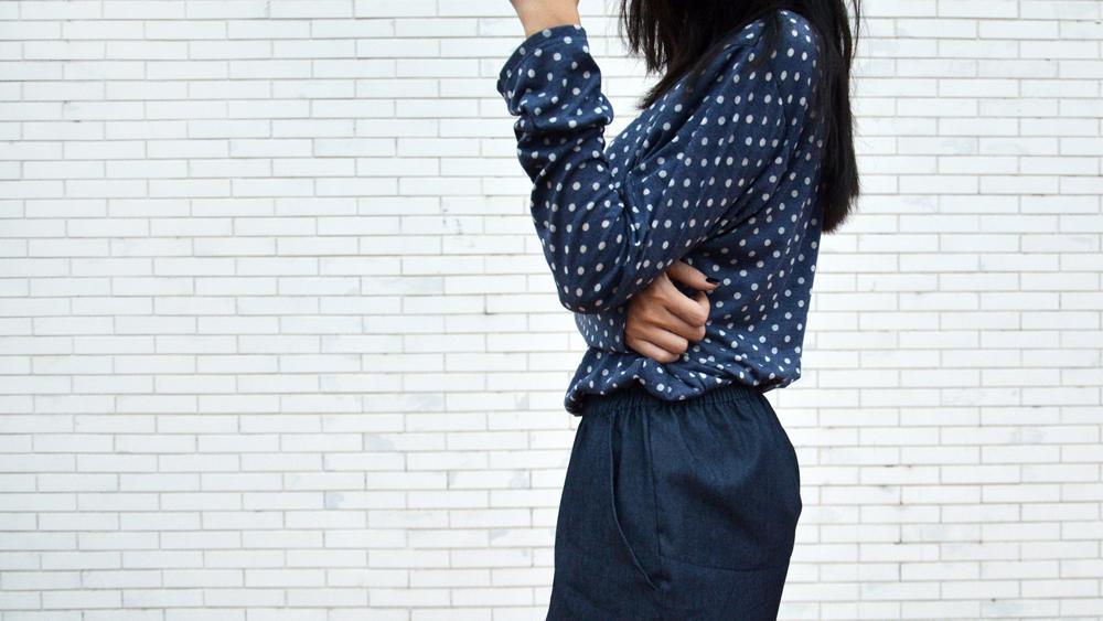 Dots_Shorts
