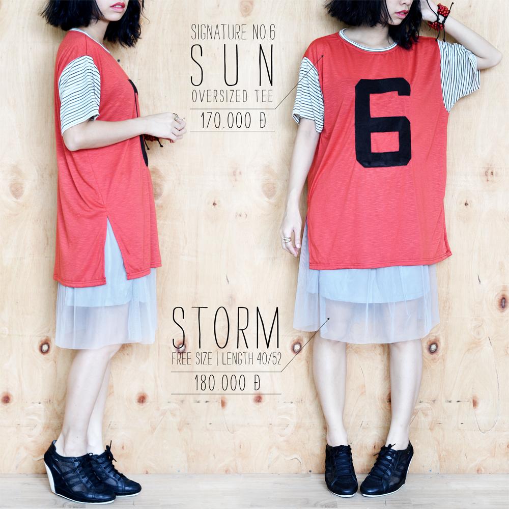 No6 Sun + Storm