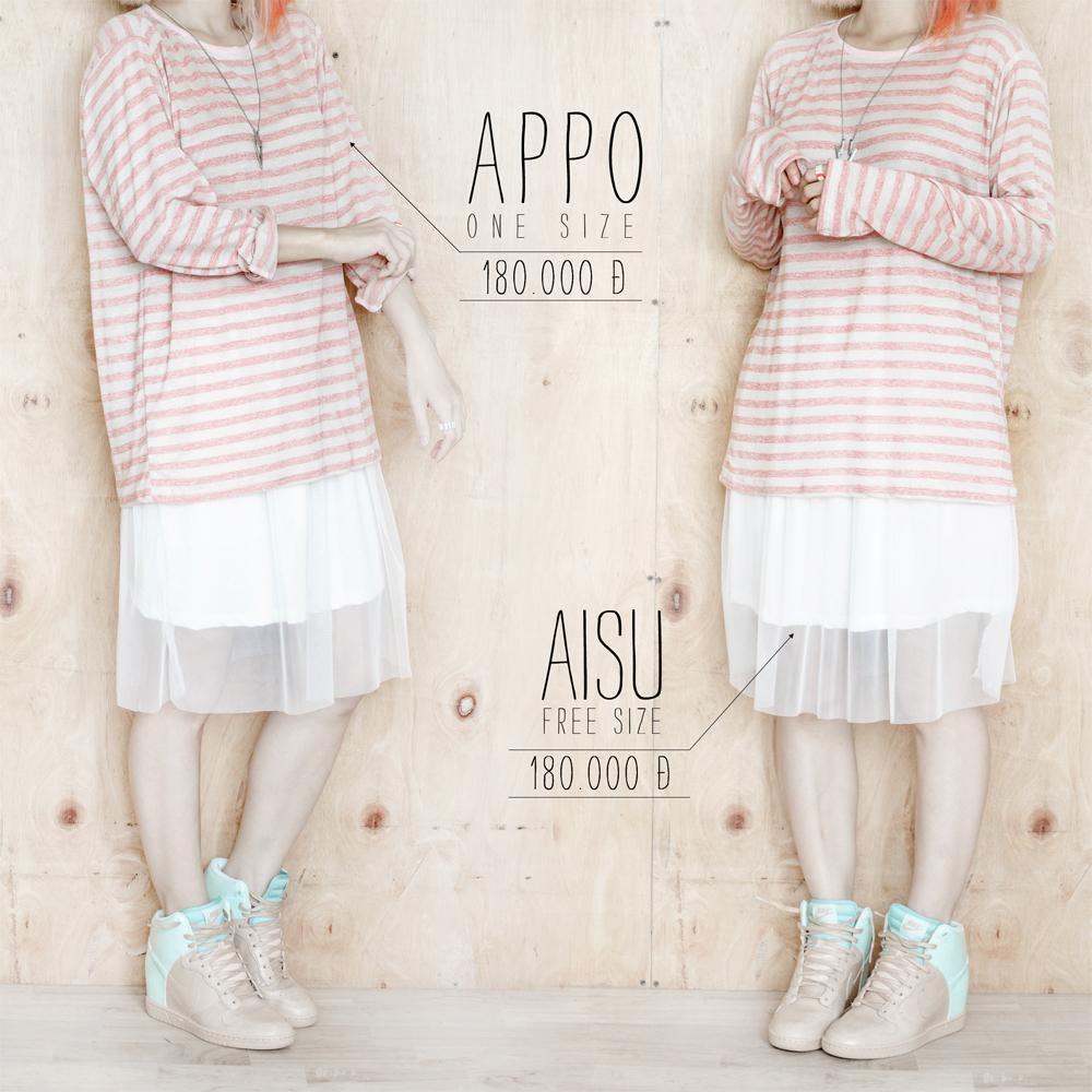 Appo + Aisu