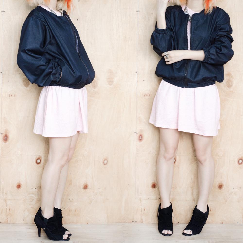 Cotti + Bomber jacket