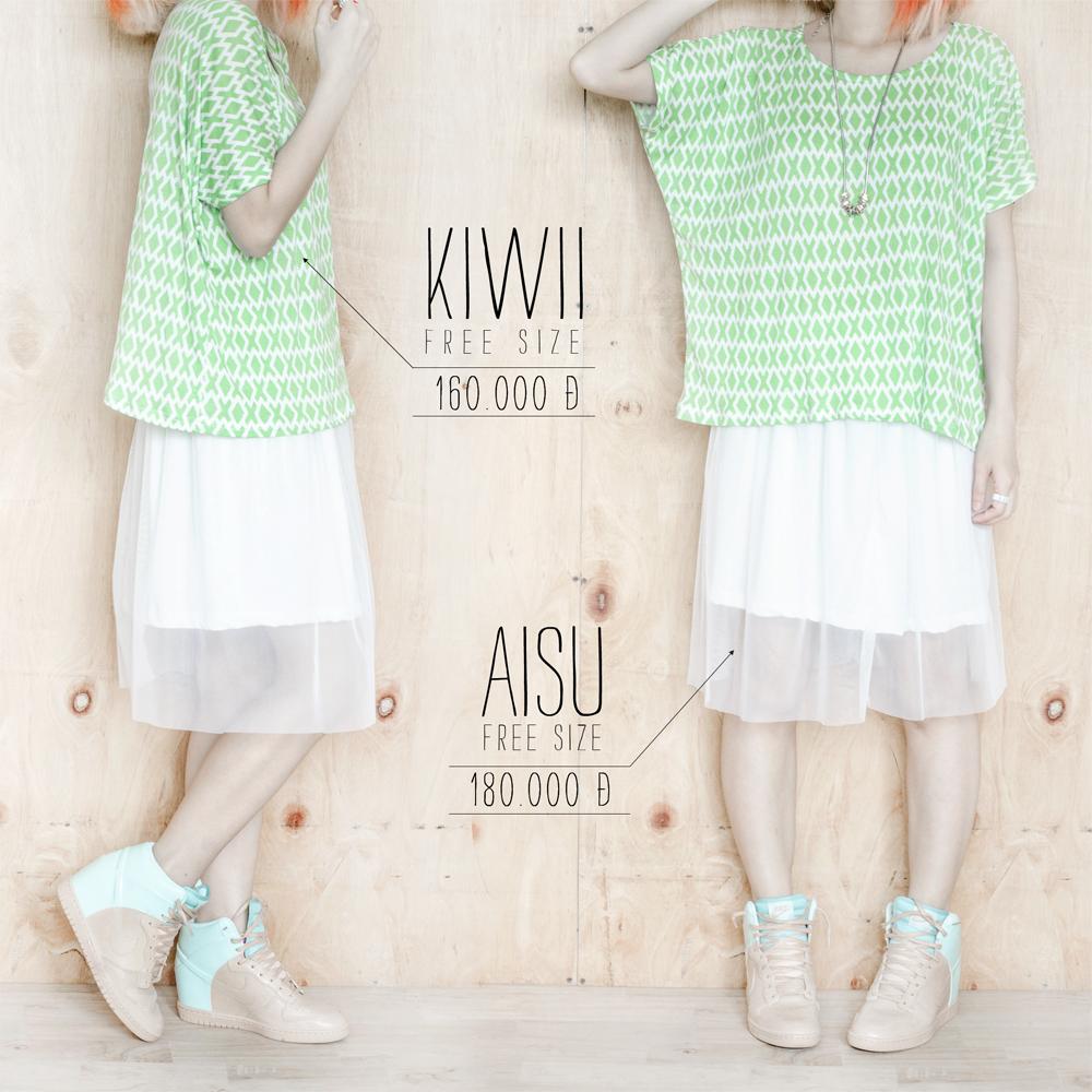 Kiwii + Aisu