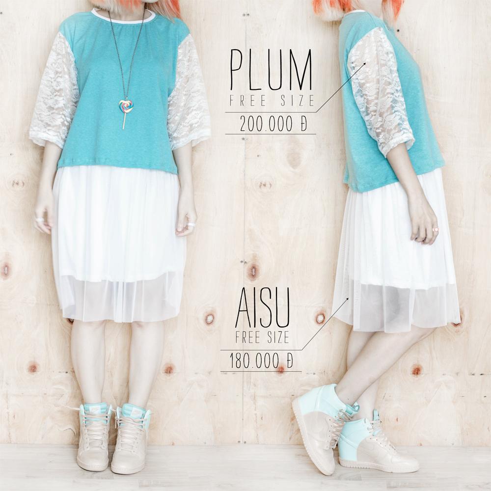 Plum + Aisu