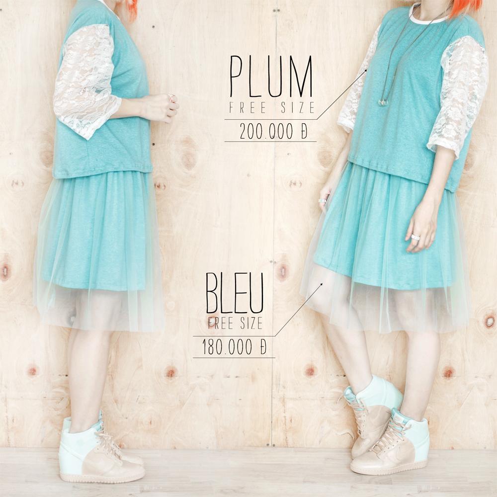 Plum + Bleu